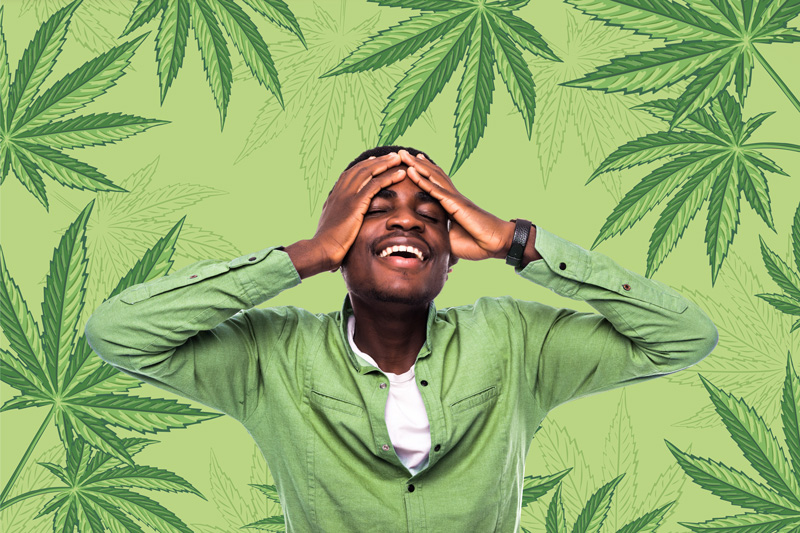 Key factors for a weed hangover