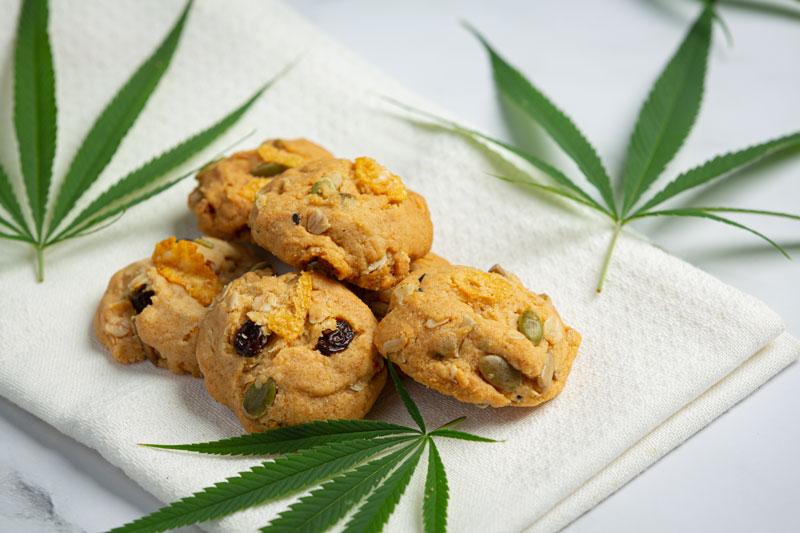 Cookies edibles