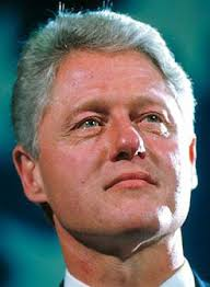 breaking the taboo, Bill Clinton