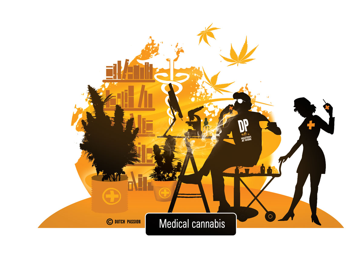 Medical Cannabis.  Official statements from the Dutch Government