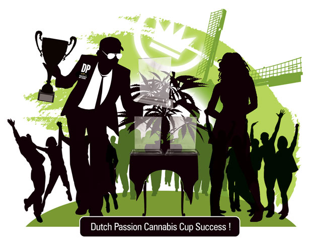 Dutch Passion Cannabis Cup Success.  Great cannabis seeds are getting even better.