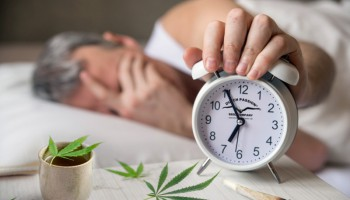 Weed hangover: how to avoid waking up high