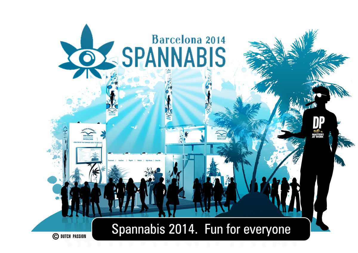 Dutch Passion at Spannabis 2014