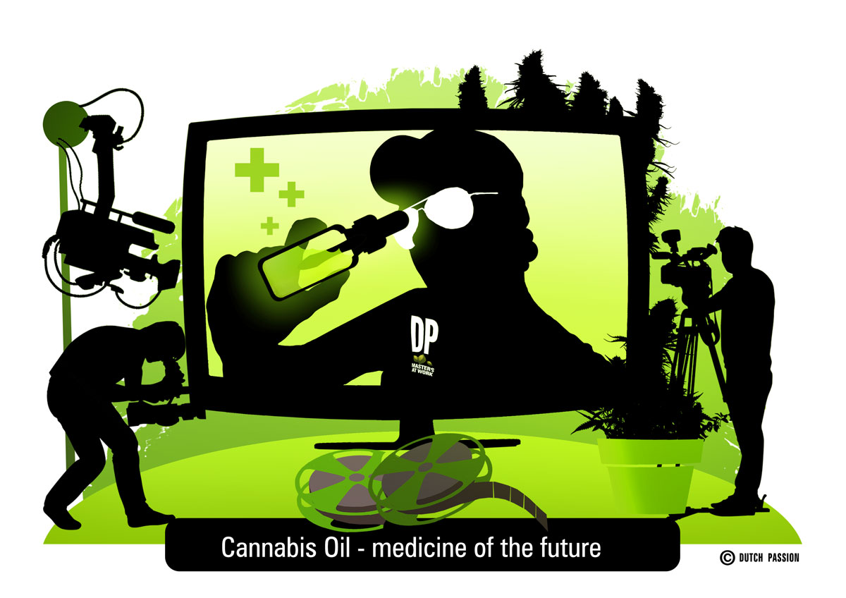 Cannabis oil and cancer:  Project Storm