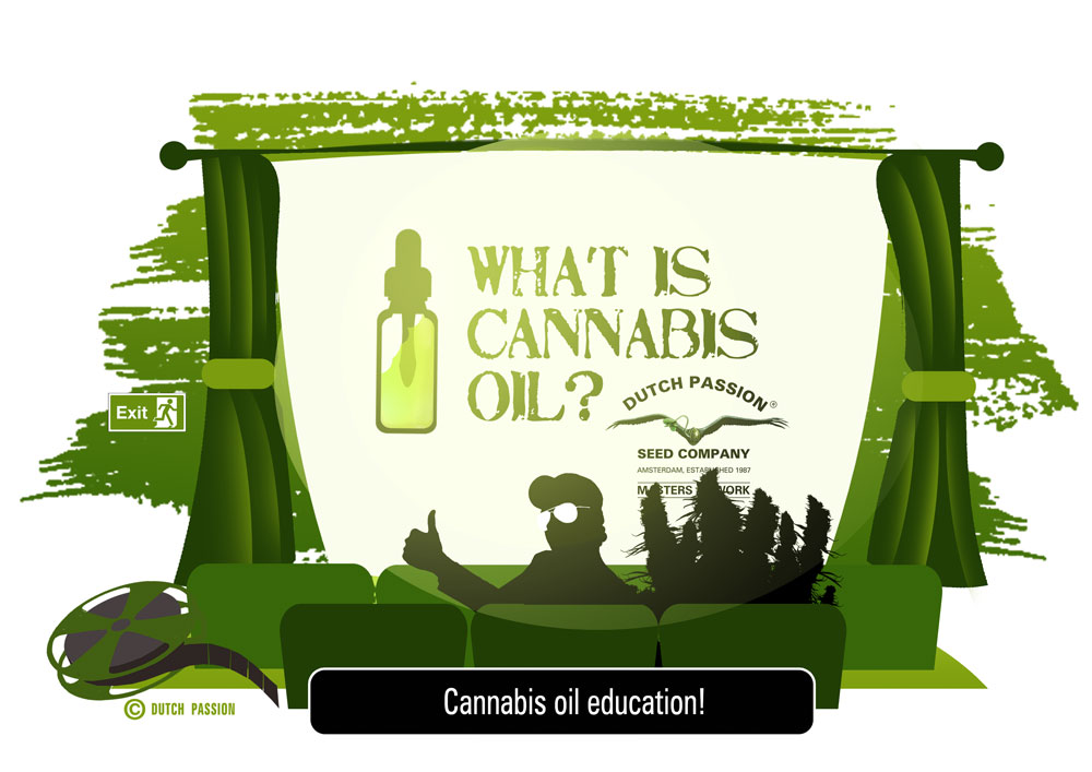 What is cannabis oil ?