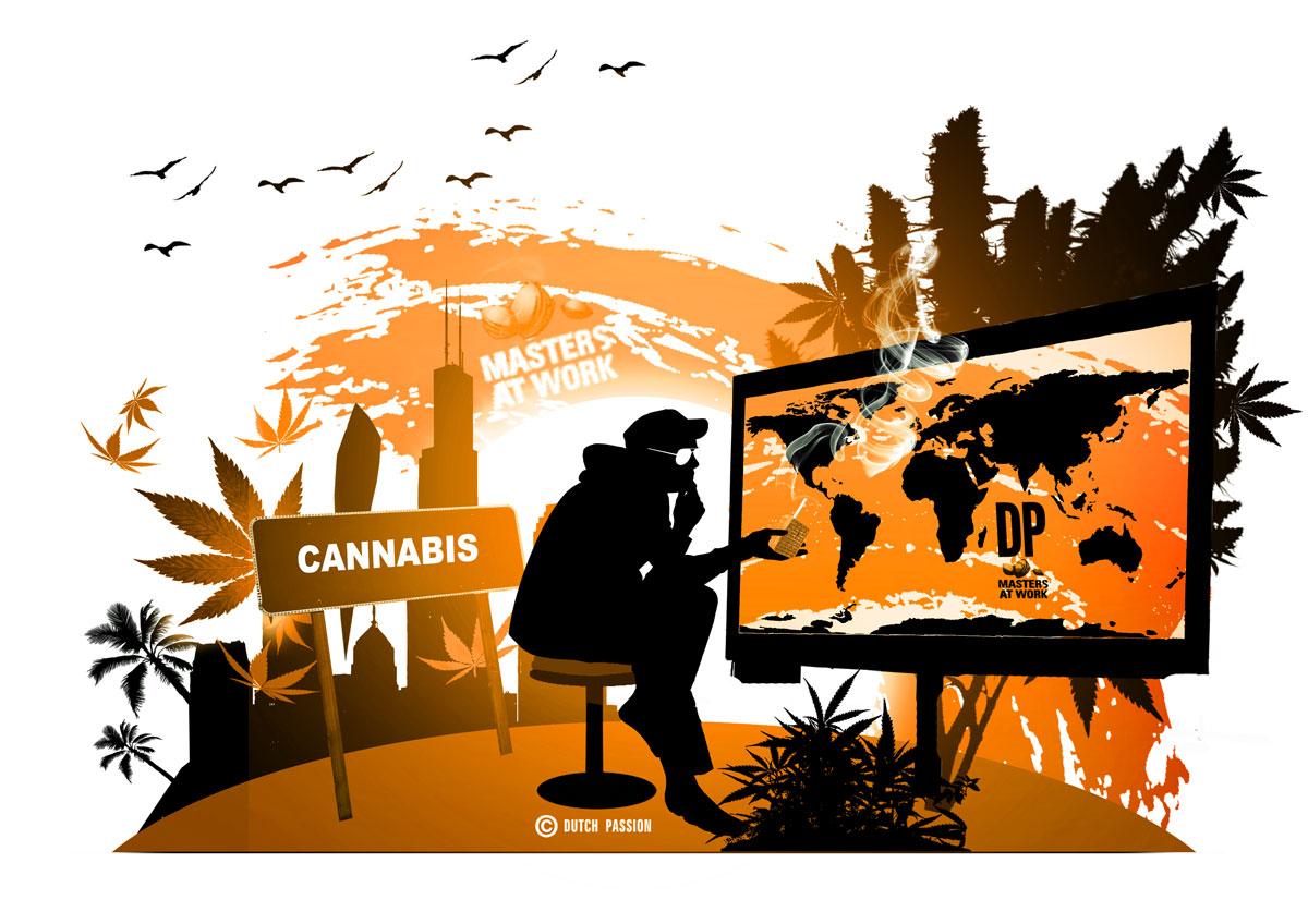 The End Of Modern Cannabis Prohibition