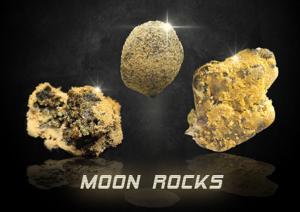 What are Moon Rocks?