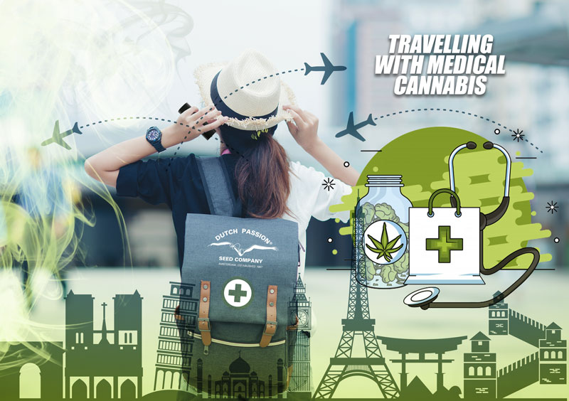 Can you bring your medical cannabis with you when travelling through Europe?