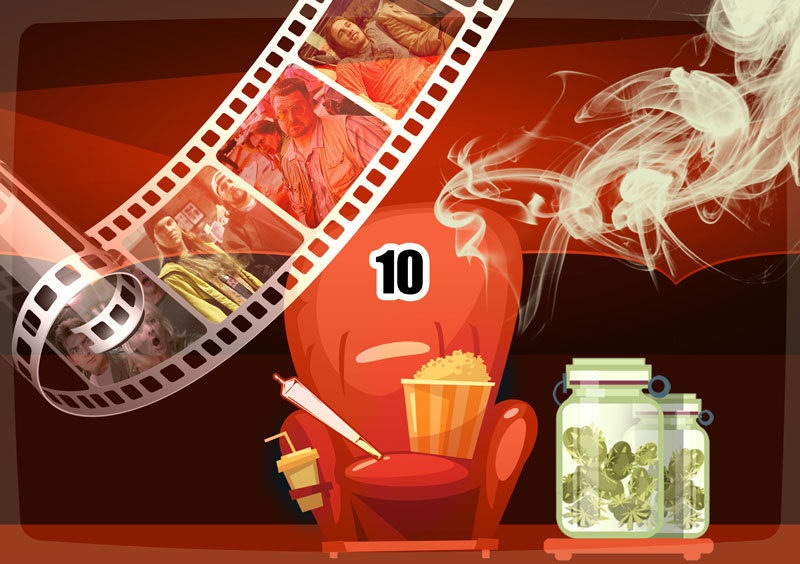 De top 10 cannabisfilms