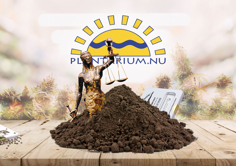 Plantarium. Cannabis grow shop and expertise center.