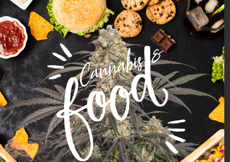 Food pairing. A look into cannabis cuisine